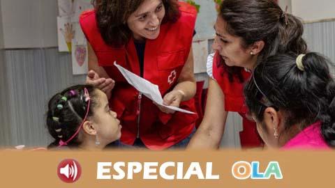 Cruz Roja Juventud atiende a más de 97.000 personas en Andalucía a través de proyectos elaborados por menores de 30 años