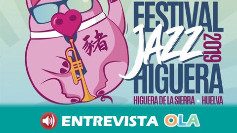 Música y gastronomía se dan la mano en el Festival de Jazz de la localidad onubense de Higuera de la Sierra