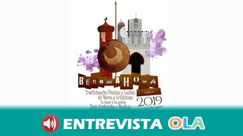 El municipio gaditano de Benamahoma celebra la Fiesta de Moros y Cristianos, declarada de Interés Turístico de Andalucía