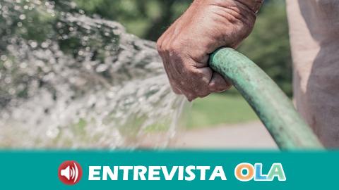 Los regantes de la comarca onubense de El Condado se reúnen este jueves con la Confederación Hidrográfica para avanzar en la llegada de agua superficial