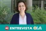 """""""La cooperación internacional abre las puertas a un mundo en el que vivimos y estamos construyendo"""". Mª Luz Ortega, directora de la AACID"""