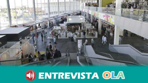 Más de 300 empresas del sector agroalimentario se dan cita en Andalucía Sabor
