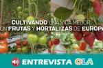 La campaña europea 'CuTE: Cultivando el Sabor de Europa' busca fomentar el consumo de frutas y hortalizas