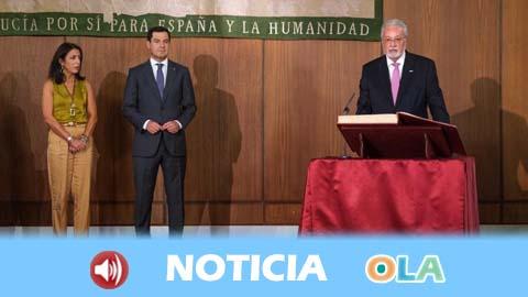 Jesús Maeztu comienza su segundo mandato como Defensor del Pueblo con el compromiso de velar por los derechos de la ciudadanía
