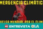 Andalucía se suma a la semana mundial de movilizaciones por el clima