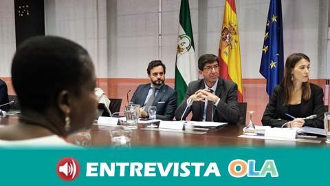 Un total de diez entidades sociales que trabajan en el área de migraciones participan en el Foro Andaluz de la Inmigración