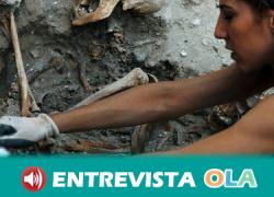 La Junta de Andalucía ya no publicará el anuario de intervenciones en fosas del franquismo
