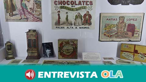 Estepa acoge el mayor museo de chocolate de España recreando los pasos de su elaboración
