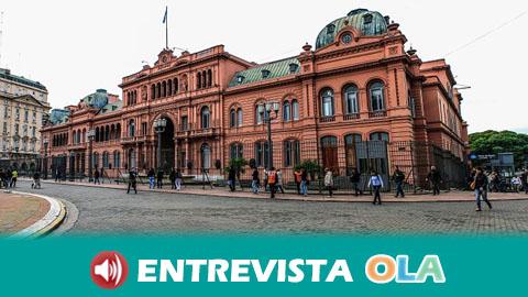 """La derecha sale de la presidencia de Argentina y vuelve al poder el peronismo advirtiendo de que """"vienen tiempos difíciles"""""""