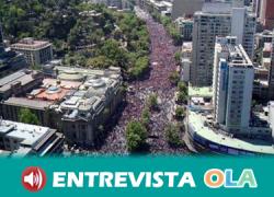 La democracia es incompatible con las vulneraciones de derechos ocurridas en Chile en el marco de las protestas por la subida de precios