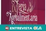 El garbanzo, protagonista de la IX Feria Agroalimentaria de Fernán Núñez, en Córdoba