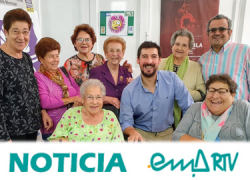"""La Onda Local de Andalucía y """"Mayores en la Onda"""" comienzan su caravana radiofónica por Marmolejo, Nerva y Fernán Núñez para dar voz al colectivo de mayores andaluces"""