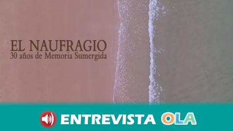 'El Naufragio, 30 años de memoria sumergida', reconocido en los Premios Andalucía de Migraciones