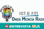 Onda Mencía Radio empieza los actos para celebrar sus 20 años de radiodifusión pública local