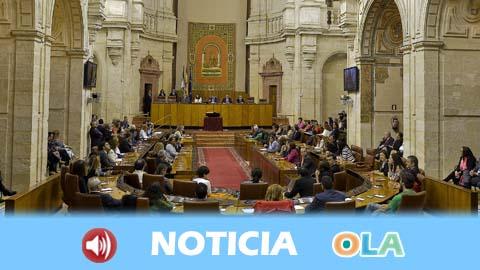 Los agentes sociales comparecen desde hoy en el Parlamento para hacer valoración del Presupuesto andaluz
