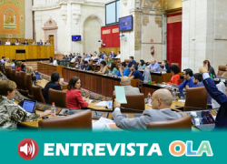 Si crece la actividad económica y baja el paro, el Gobierno andaluz podrá bajar impuestos y llegar al déficit cero tal y como ha anunciado con los presupuestos andaluces para 2020