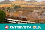 La comarca minera de Huelva alberga 5 mil años de historia que se pueden conocer en el Parque Minero de Riotinto