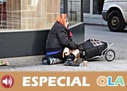 La pobreza afecta al 38% de la población andaluza, 12 puntos por encima de la media nacional
