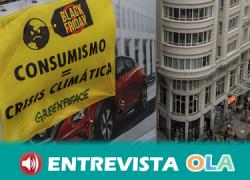 Greenpeace defiende que la emergencia climática de la Eurocámara no es suficiente para frenar los efectos del cambio climático