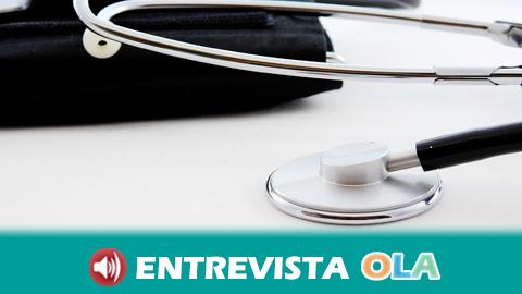 La Marea Blanca alerta de que la sanidad pública andaluza está al límite y que la única beneficiada es la privada