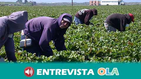 La situación vulnerable de las personas temporeras en Huelva ante la falta de viviendas es responsabilidad de instituciones y empresarios