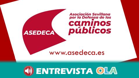 La Asociación Sevillana en Defensa de los Caminos Públicos, Asedeca, presenta una iniciativa para la recuperación de los caminos municipales de Castilblanco