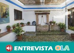 La icónica casa de Bernarda Alba, en el municipio granadino de Valderrubio, celebra estos días su primer aniversario desde su apertura como espacio lorquiano