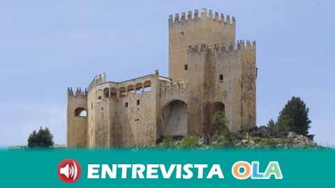 El Castillo de Vélez Blanco, en Almería, es considerado uno de los más escultóricos de nuestro país