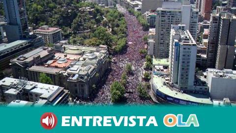 Más de dos millones de personas participan en la consulta para reformar la Constitución de Chile