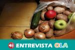 COAG Andalucía sale a la calle para protestar contra los principales grupos de distribución de Europa por los bajos precios en origen