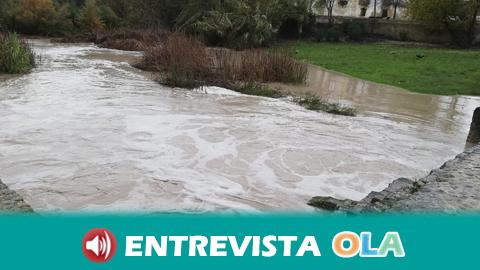 La Plataforma Salvemos el Guadaíra lamenta que las administraciones no tomen conciencia del perjuicio de los vertidos al río que se reproducen con las lluvias otoñales