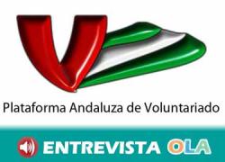 El informe de la Red de Pobreza refleja que en Andalucía hay más de 430.000 personas que realizan alguna labor del voluntariado