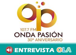 Onda Pasión, emisora asociada a EMA-RTV, celebra su trigésimo aniversario dando vida a la comunicación de proximidad en el municipio cordobés de La Rambla