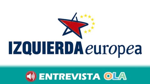 El VI Congreso del Partido de la Izquierda Europea se celebra este fin de semana en Benalmádena, Málaga, para trazar una estrategia común y unitaria que impulse una transición socioecológica