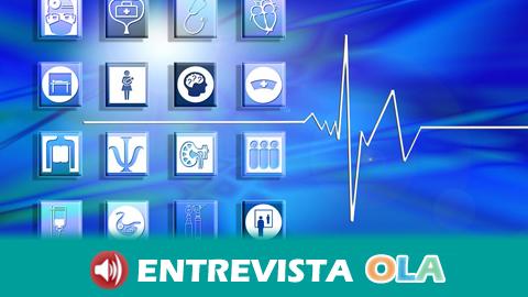 La Asociación en Defensa de la Sanidad Pública denuncia que el Gobierno andaluz está vaciando de contenido la sanidad pública para derivarlo a la privada