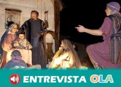 La cabalgata de Reyes de Higuera de la Sierra, en Huelva, cuenta con 16 carrozas elaboradas a mano y protagonizadas por sus propios vecinos y vecinas