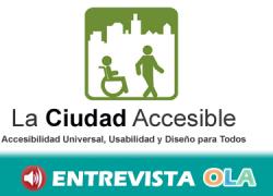 El activista, investigador social y emprendedor con discapacidad granadino Antonio Tejada recibe el premio Roosevelt a la Integración Laboral 2019