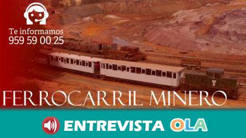 El Parque Minero de Riotinto ofrece un viaje en un tren del siglo XIX para recorrer la historia de esta comarca onubense y sus paisajes increíbles