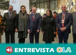 Sevilla lleva a FITUR su mejor turismo sostenible y su excelente gastronomía