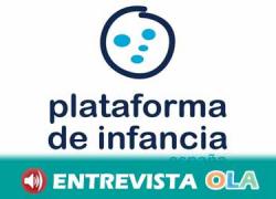 """La Plataforma de Infancia pide más concreción de las medidas incluidas en el documento titulado """"Un nuevo acuerdo para España"""", de PSOE y Unidas Podemos"""