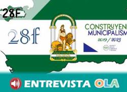 El presidente de la FAMP, Fernando Rodríguez Villalobos, destaca la importancia de los primeros ayuntamientos democráticos en la consecución de la Autonomía de Andalucía
