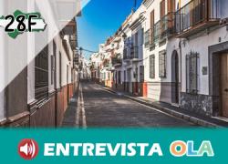 «Andalucía, en comparación con otros territorios, ha ido a peor en aspectos de niveles de desempleo, precariedad o escaso desarrollo del ámbito cultural», Isidoro Moreno, portavoz de Andalucía Viva