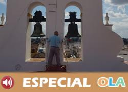 Los toques de campanas de Guillena conforman un patrimonio cultural inmaterial con lenguaje propio