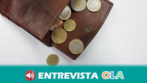 Andalucía vive una situación de emergencia socioeconómica con casi el 40% de la población en situación de pobreza y desigualdad