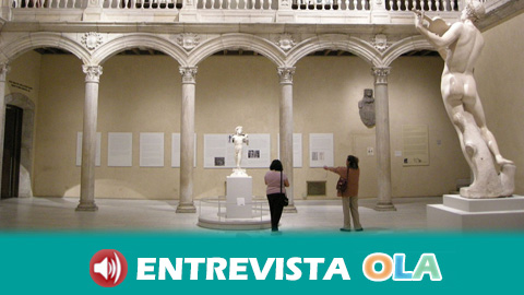 El Castillo de Vélez-Blanco es una de las grandes fortalezas pioneras de la arquitectura renacentista en España