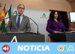 La Junta de Andalucía pide bajar el IRPF a las producciones agrarias más dañadas por el mal clima en 2019