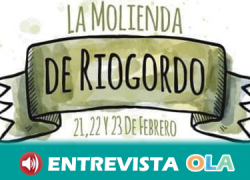 La Fiesta de la Molienda de Riogordo, en Málaga, contempla conferencias, actividades deportivas y la elaboración de aceite de oliva de manera artesanal