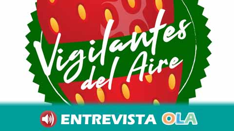 La calidad del aire de la ciudad de Granada se mide con plantas de fresas como parte del proyecto «Vigilantes del Aire»