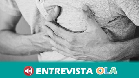 Andalucía lidera la tasa de mortalidad cardiovascular por delante del cáncer y las enfermedades del sistema respiratorio