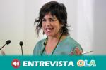 Teresa Rodríguez aspira a que Adelante Andalucía se convierta en una organización de movilización ciudadana más allá de las instituciones